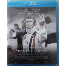 BLU RAY moto : STEVE MCQUEEN - THE MAN et LE MANS