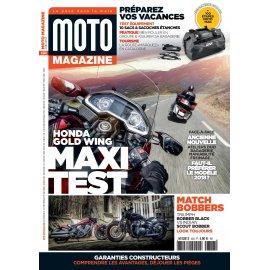 Moto Magazine n° 348 - Juin 2018