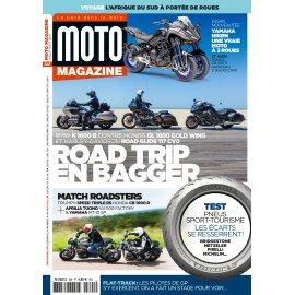Moto Magazine n° 349 - Juillet-Août 2018