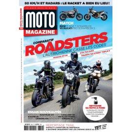 Moto Magazine n° 350 - septembre 2018