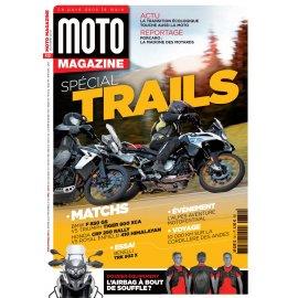 Moto Magazine n° 351- octobre 2018