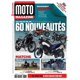 Moto Magazine n° 353 - Décembre/Janvier 2019