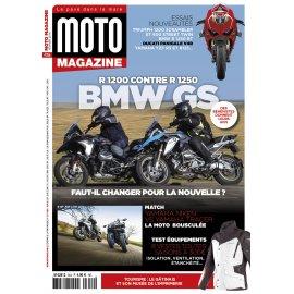 Moto Magazine n° 354 - Février 2019
