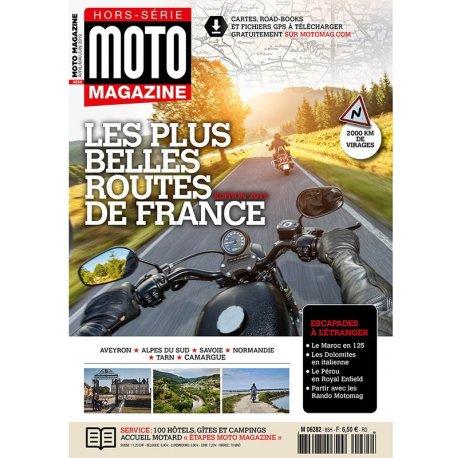 Moto Magazine : Hors-série Tourisme 2019