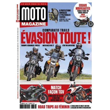 Moto Magazine n° 359 - juillet-août 2019