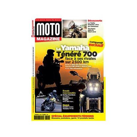 Moto Magazine n° 360 - Septembre 2019