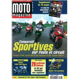 Moto Magazine n° 168 - juin 2000