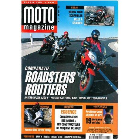 Moto Magazine n° 177 - mai 2001