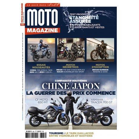 Moto Magazine n° 362 - Novembre 2019