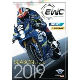 Endurance saison 2019 - Couverture photo Suzuki