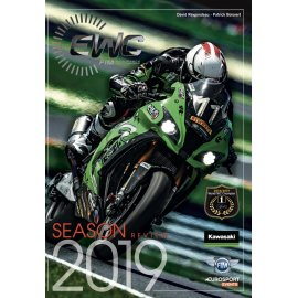 Endurance saison 2019 - Couverture photo Kawasaki