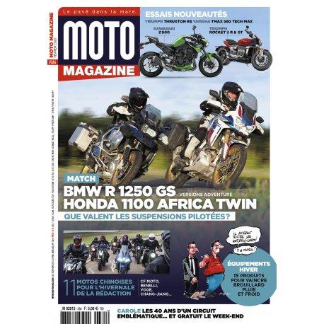 Moto Magazine n° 364 - Février 2020