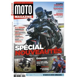 Moto Magazine n° 365 - Mars 2020