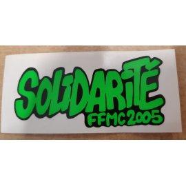 "Motocollant FFMC 2005 : ""Solidarité"""