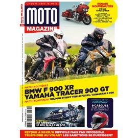 Moto Magazine n° 366 - Avril 2020