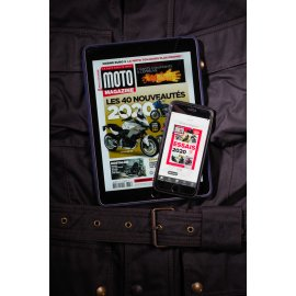 Abonnement EXPORT Moto Magazine DIGITAL +