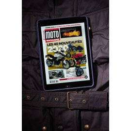 Abonnement EXPORT Moto Magazine DIGITAL
