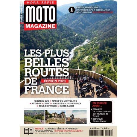 Moto Magazine : Hors-série Tourisme 2020