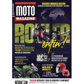 Moto Magazine n° 367 - Juin 2020