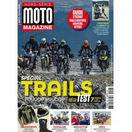 Moto Magazine : Hors-série Spécial Trails 2020