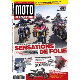 Moto Magazine n° 369 - Septembre 2020
