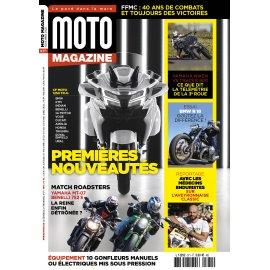 Moto Magazine n° 371- Novembre 2020