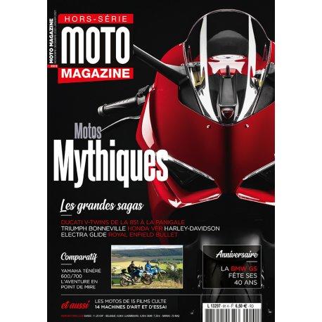 Moto Magazine : Hors-série 91 Motos Mythiques 2020