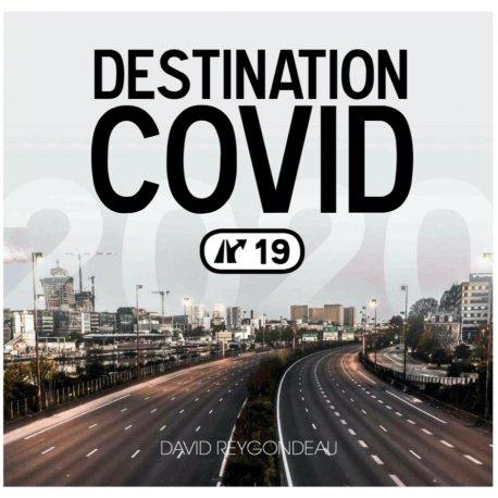 Destination Covid 19 by David Reygondeau