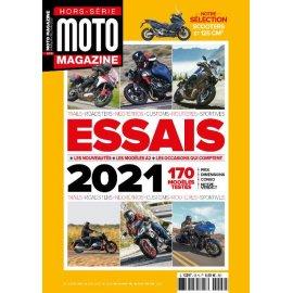 Moto Magazine : Hors-série 92 Essais 2021