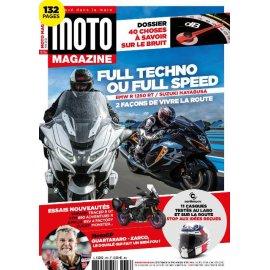 Moto Magazine n° 376 - Mai 2021