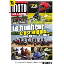 Moto Magazine n° 378 - Juillet-août 2021