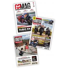 Abonnement GP Mag et Moto Magazine Premium +