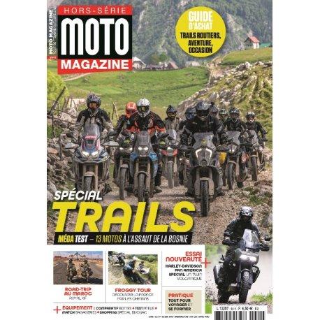 Moto Magazine : Hors-série 94 Trails 2021
