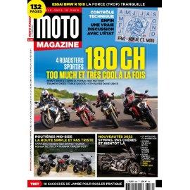 Moto Magazine n° 380 - octobre 2021