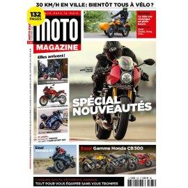 Moto Magazine n° 381 - novembre 2021