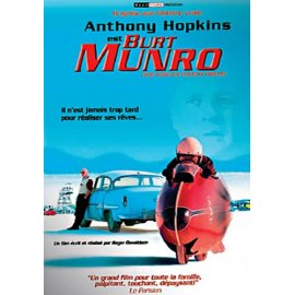 DVD moto fiction - Burt Munro - Un homme de passion, une légende. Un must !